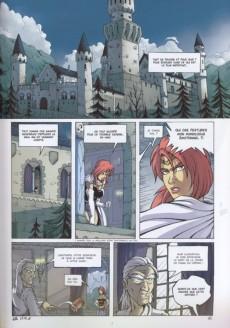 Extrait de La tour de Kyla -4- Prince Caspied