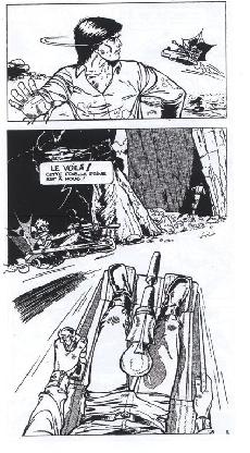 Extrait de Terran stone -1- Les pêcheurs de guerres