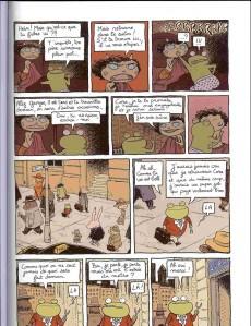 Extrait de Georges Frog -4- American dream