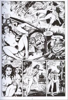 Extrait de Les aventures sexuelles de Lilian et Agathe -1- L'antre de la terreur