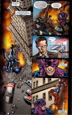 Extrait de Marvel Heroes Extra (Marvel France - 2010) -2- Dark Reign œil de faucon