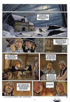 Extrait de Les contes du Korrigan -2a2003- Livre second : Les mille Visages du Diable