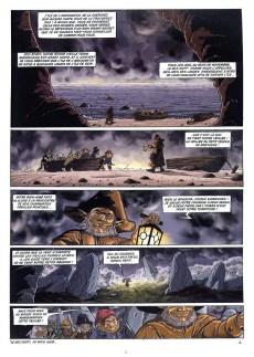 Extrait de Les contes du Korrigan -3a- Livre troisième : les Fleurs d'écume