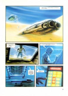 Extrait de Krane le Guerrier -3- La septième galaxie