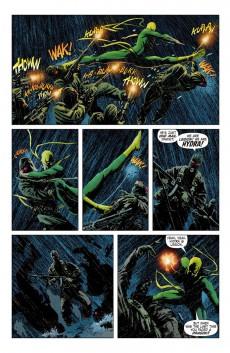 Extrait de The immortal Iron Fist (2007) -INT01- The Last Iron Fist Story