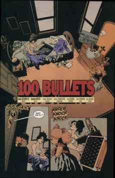 Extrait de 100 Bullets (1999) -2- 100 bullets (2)