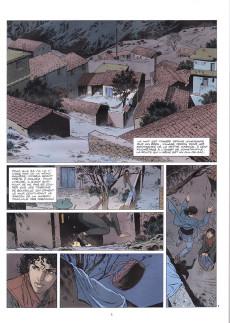 Extrait de Gil St André -7a2010- Prisonnières