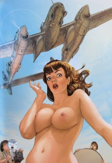 Extrait de (AUT) Hugault -2- Pin-Up Wings 2