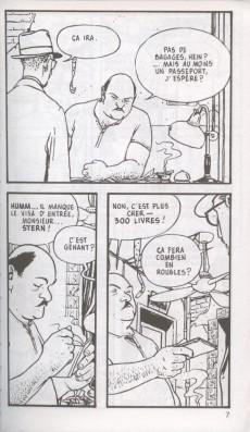 Extrait de Max Fridman (Les aventures de) -2Poc- La Porte d'Orient