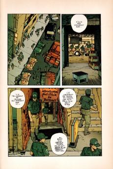 Extrait de Akira (Glénat brochés en couleur) -6- Mon ami, mon ennemi