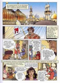 Extrait de Les incontournables de la littérature en BD -8- Les Contes des mille et une nuits