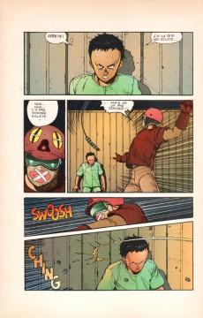 Extrait de Akira (Glénat brochés en couleur) -4- Le roi des clowns