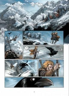 Extrait de Le crépuscule des dieux -4- Brunhilde