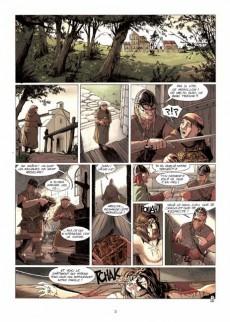 Extrait de Vikings - Les Racines de l'Ordre noir -1- Vikings 1/2