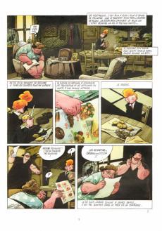 Extrait de Une aventure de Philibert -1- Dans l'cochon tout est bon