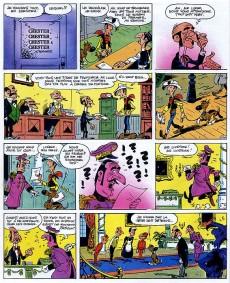 Extrait de Lucky Luke -41Or- L'Héritage de Rantanplan