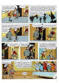 Extrait de Lucky Luke -54Or- La Fiancée de Lucky Luke