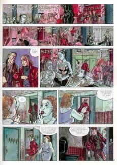 Extrait de Le blaireau -2- Marie-Laure
