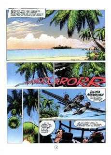 Extrait de Spirou et Fantasio -43FL- Vito la déveine
