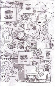 Extrait de Legend of Zelda (The) -7- The Minish Cap