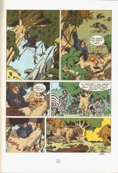 Extrait de Boulouloum et Guiliguili (Les jungles perdues) -9- Le péril rouge