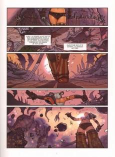 Extrait de Alika -3- L'Ère des Dragons