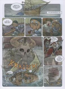 Extrait de Le maître des Ogres -1- Île des Os