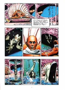 Extrait de Den -5- La Saga de Den Tome 3 : Le Monde englouti
