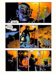 Extrait de Den -6- La Saga de Den Tome 4 : Enfants du feu