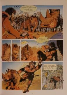 Extrait de Chroniques de la nuit des temps -2a1995- Tête brûlée
