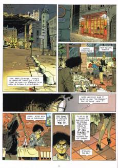 Extrait de Gil St André -1b2010- Une étrange disparition