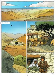 Extrait de Tahya El-Djazaïr -2- Du sable plein les yeux