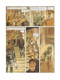 Extrait de Nuit blanche -2- Le rossignol de Koursk