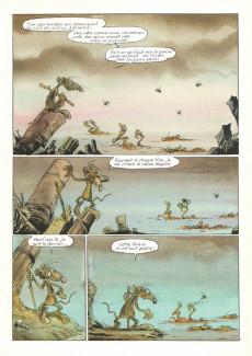 Extrait de Pacush Blues -9- Neuvaine : Relecture du mythe de Frankenstein - renaissance