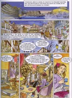 Extrait de Les aventures d'Aline -7- À Strasbourg