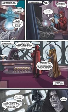 Extrait de Star Wars: Dark Times (2006) -1- The path to nowhere