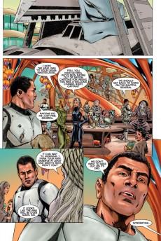 Extrait de Star Wars: Dark Times (2006) -6- Parallels #1