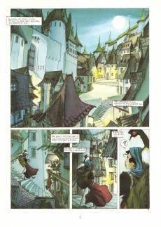 Extrait de Le roi Cyclope -1- Le puits aux morts