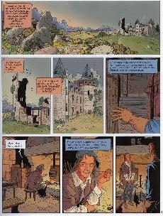 Extrait de Les incontournables de la littérature en BD -11- Le Capitaine Fracasse