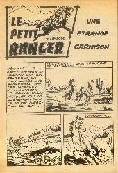 Extrait de Yuma (1re série) -47- Une étrange garnison
