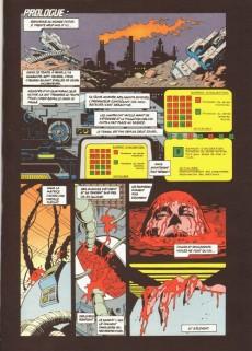 Extrait de Terminator -4- Objectif secondaire 1