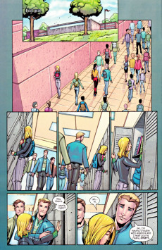 Extrait de New Mutants (2003) -2- The wind knows my name part 2