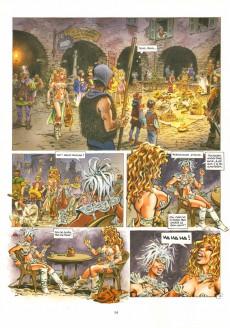 Extrait de Les guerrières de Troy -1- Yquem le généreux