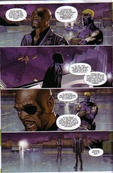 Extrait de Ultimate Avengers -1B- La jeune génération