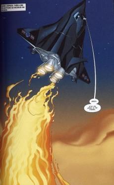 Extrait de Veuve Noire (100% Marvel) -1- Une mort annoncée
