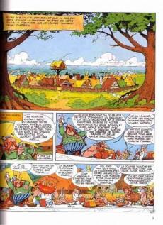 Extrait de Astérix (en langues étrangères) -28Hébreu- אסטריקס ומרבד הקסמים - Astérix chez Rahàzade