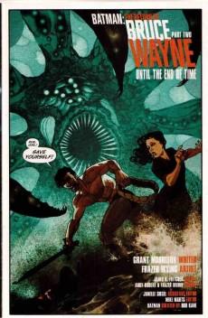 Extrait de Batman: The Return of Bruce Wayne (2010) -2- Until the end of time