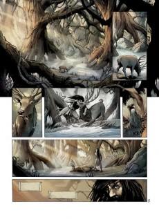 Extrait de Merlin - Le Prophète -1- Hengist