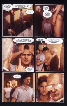 Extrait de FVZA (Federal Vampire & Zombie Agency) -1- Tome 1
