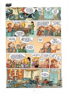 Extrait de Les fondus de moto -2- Les fondus de moto 2